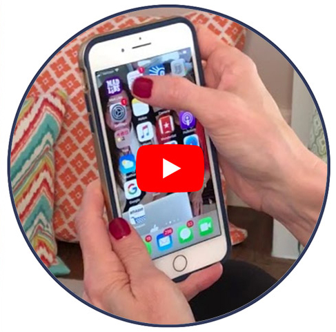 Heard It From A Friend: Tech Tip #4: How to Use Guided Access and set time limits on your iphone